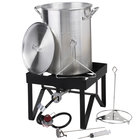 Backyard Pro 30 Qt. Turkey Fryer Kit