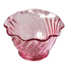5 oz. Tulip Dessert Dishes - Pink 12 / Pack