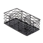 American Metalcraft BNCB84 Black Birdnest Coffee Caddy