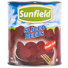 Sliced Beets - #10 Can