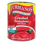 Furmano's Crushed Tomatoes with Basil 6 - #10 Cans / Case