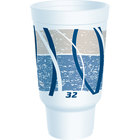 Dart Solo 32AJ20E 32 oz. Customizable Impulse Foam Cup - Fits Cupholder 400/Case