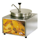 Star 11WLA-P 11 Qt. Heat & Serve Cheese Warmer with Pump