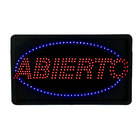 Aarco Large Abierto Open LED Sign