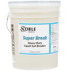 Noble Chemical Super Break Alkaline Laundry Soil Breaker - 5 Gallon