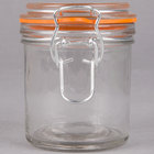 Anchor Hocking 98907 9 oz. Mini Heremes Jar -12 / Case
