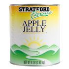 Stratford Farms Apple Jelly 6 - #10 Cans / Case