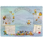Kids Corner Interactive Placemat - 1000 / Case