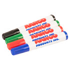Aarco Dry Erase Markers - Pack of 4