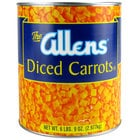 Diced Carrots #10 Can - 6 / Case