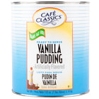 Cafe Classics Trans Fat Free Vanilla Pudding #10 Can - 6 / Case