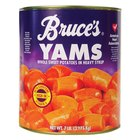 Whole Sweet Potatoes in Heavy Syrup 6 - #10 Cans / Case