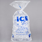 8 lb. Ice Bag - Wicketed with Handle 1000/Case