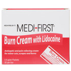 Medique 26073 Medi-First .9 g Burn Cream Packet - 25 / Box
