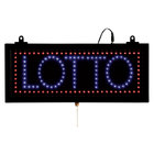 Aarco Lotto LED Sign