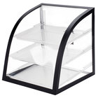 Cal-Mil P255-13 Iron Black Display Case - 16