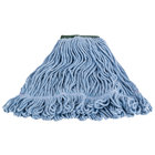 Continental A05102 24 oz. Medium Blue Blend Loop End Mop Head with 5