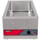 Nemco 6055A-43 4/3 Size Countertop Food Warmer with 31