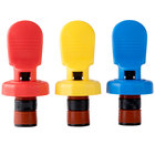 American Metalcraft EBSS311 Bottle Stoppers - 3/Pack