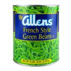 French Style Green Beans 6 - #10 Cans / Case