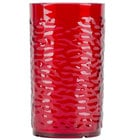 Carlisle 551210 Ruby Pebble Optic Tumbler 12 oz. - 24 / Case