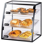 Cal-Mil 1708-1014 Iron Curved Self-Service Display Case - 16