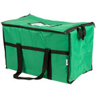 Choice Soft Sided Insulated Cooler Bag - Green Nylon