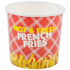 Choice 16 oz. French Fry Cup - 1000 / Case