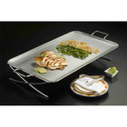 American Metalcraft GSSS1526 Rectangular Full-Size Stainless Steel Griddle