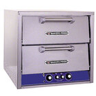 Bakers Pride DP-2BL Brick Lined Electric Countertop Oven - 5050 Watts