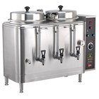 Cecilware FE100N Twin 3 Gallon Automatic Coffee Urn