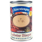 Chincoteague Condensed Lobster Bisque 6 - 51 oz. Cans / Case