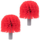 Unger BBRHR Replacement Brush Heads for Unger Ergo Toilet Bowl Brush - 2 / Pack