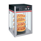 Hatco FSDT-1 Flav-R-Savor Humidified Hot Food Holding & Display Cabinet With 4 Tier Circle Rack