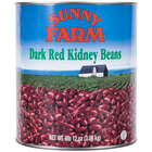 Dark Red Kidney Beans - #10 Can