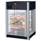 Hatco FDWD-1X Flav-R-Fresh Humidified Impulse Hot Food Display Cabinet With 4 Shelf Stationary Rack