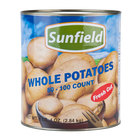 Medium Whole White Potatoes 80-100 Count #10 Can