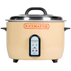 Town 57137 37 Cup Electric Rice Cooker / Warmer - 120V, 2160W