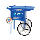 Paragon 3080030 Small Snow Cone Cart for Arctic Blast, Simply-A-Blast, and Cooler Machines