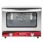 Avantco Co 28 Half Size Countertop Convection Oven 2 3 Cu