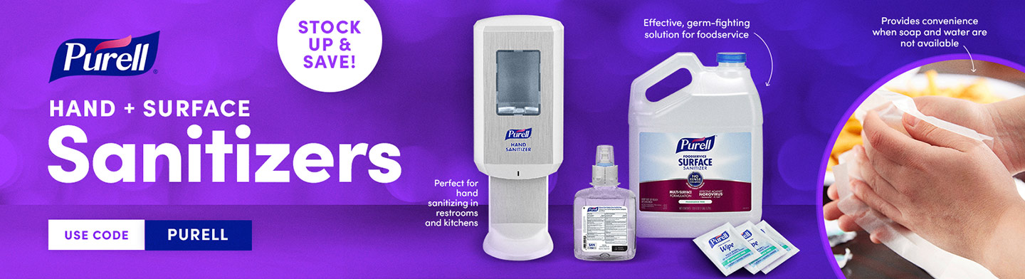 Purell sanitizer sale