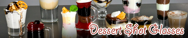Dessert Shot Glasses