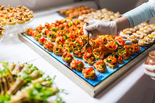 make sure your wedding reception doesnt aid in that statistic remind your help of safe food handling techniques