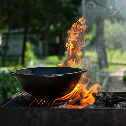 10 Reasons To Use Cast Iron Cookware Benefits Of Cast Iron