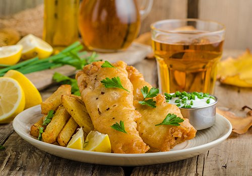 Best types of oil for deep frying fish webstaurantstore for Best oil for deep frying fish