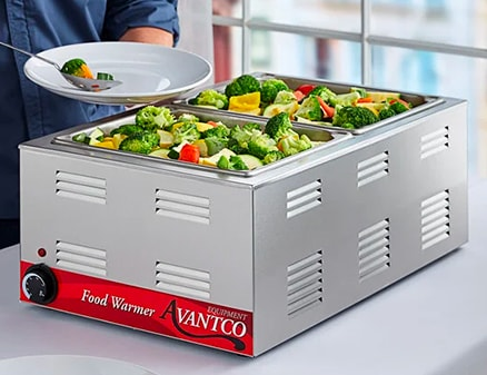 Countertop Food Warmers